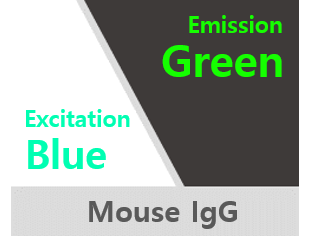 Goat anti-mouse IgG, FSD™ 488